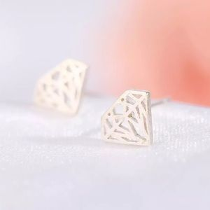 Jewelry - Sterling Silver 925 Stud Earrings